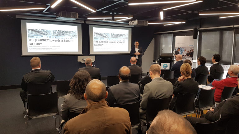 Industry 4.0 Information Sharing Event