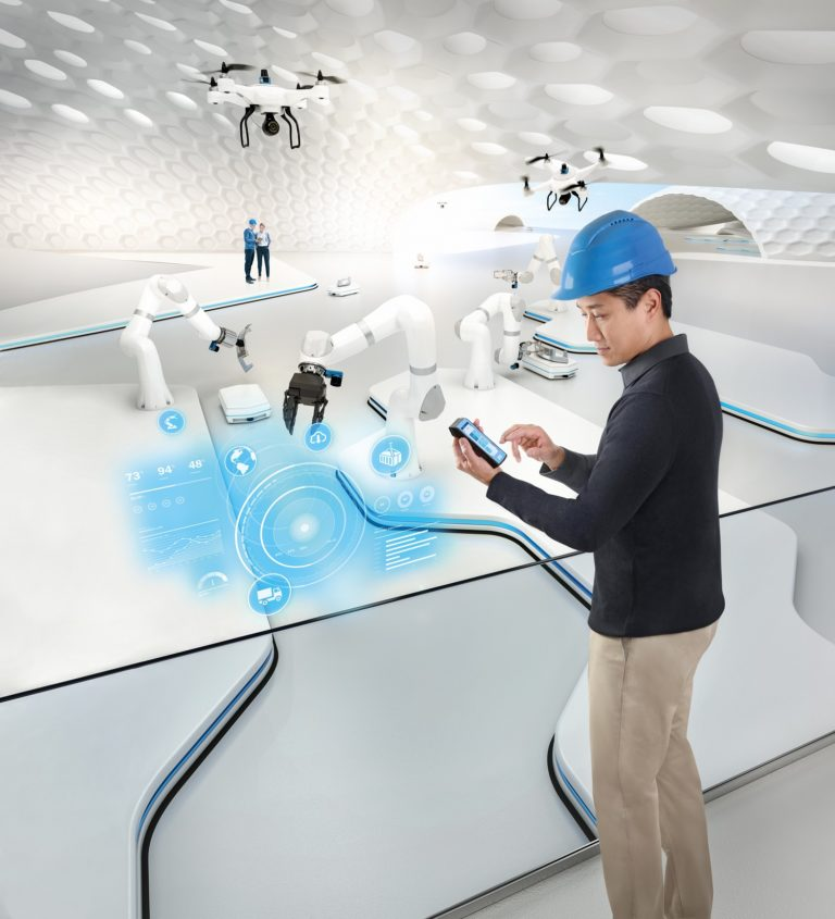 Sensor intelligence in the factory of the future