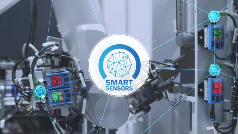 Smart Sensors from SICK: Suppliers of information for Industry 4.0