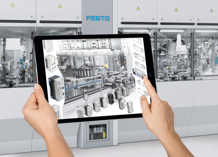 New Quick Check Tool from Festo helps companies prepare for Industry 4.0 adoption