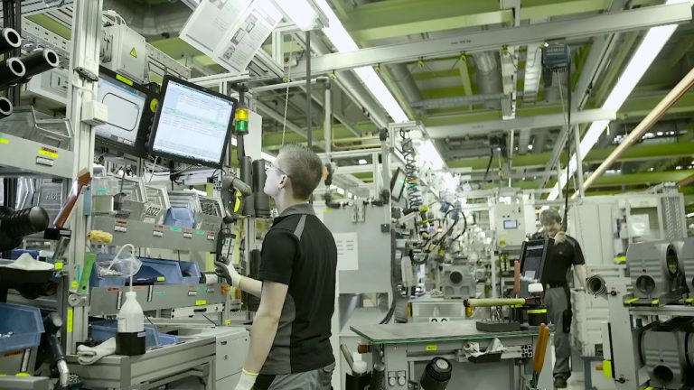 Workplace 4.0 – insight at SEW-EURODRIVE Germany