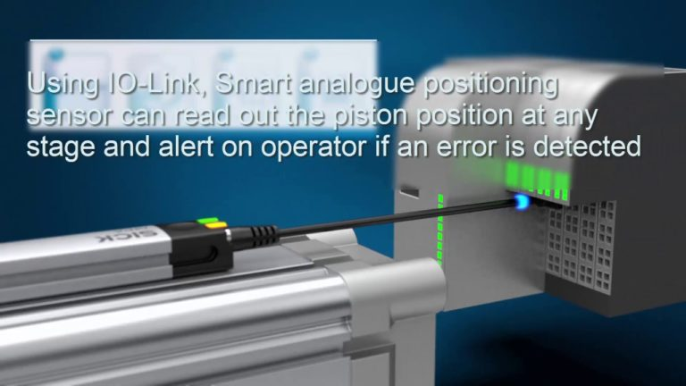 Industry 4.0: how to keep your machine running with sensors and IO-Link