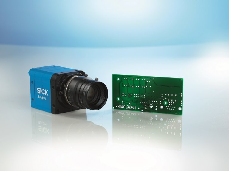 Ranger3: The new standard in industrial 3D image processing
