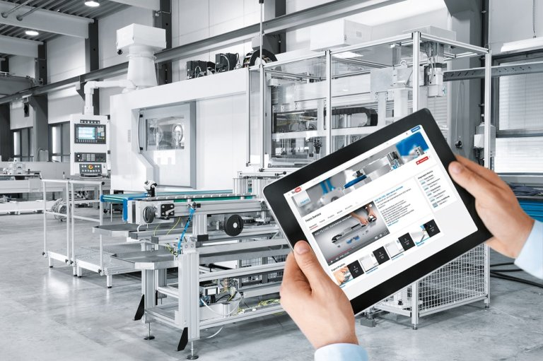 Practical video tutorials explain how users can commission Festo products or carry out simple maintenance work themselves