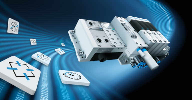 Pneumatic automation technology redefined