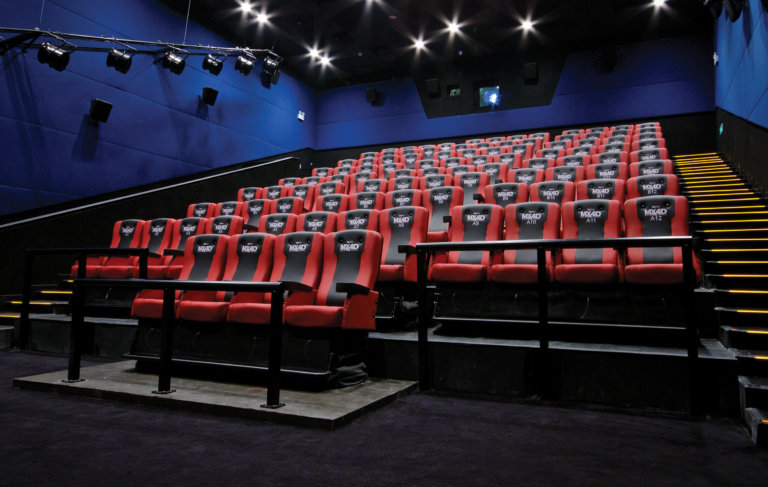 Great Movies in Cinema 4.0