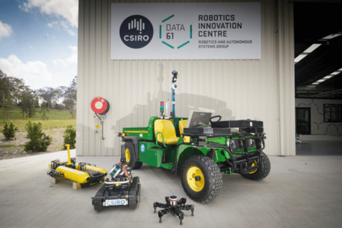 Data61 opens Robotics Innovation Centre