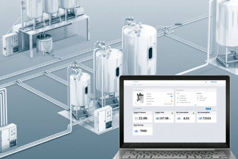 A Practical Energy Efficiency Solution for Life Science Utilising Industry 4.0
