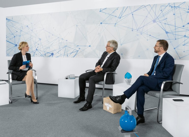 Festo TechTalk – Festo provides answers to the digital transformation in industry